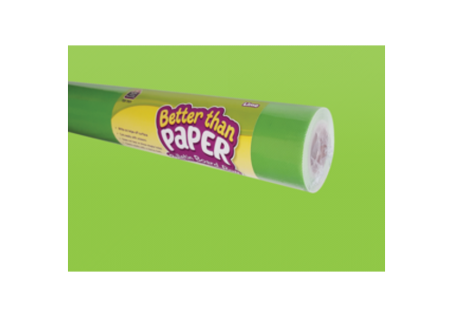 Teacher Created Resources Better than Paper - Lime  Bulletin Board Roll *
