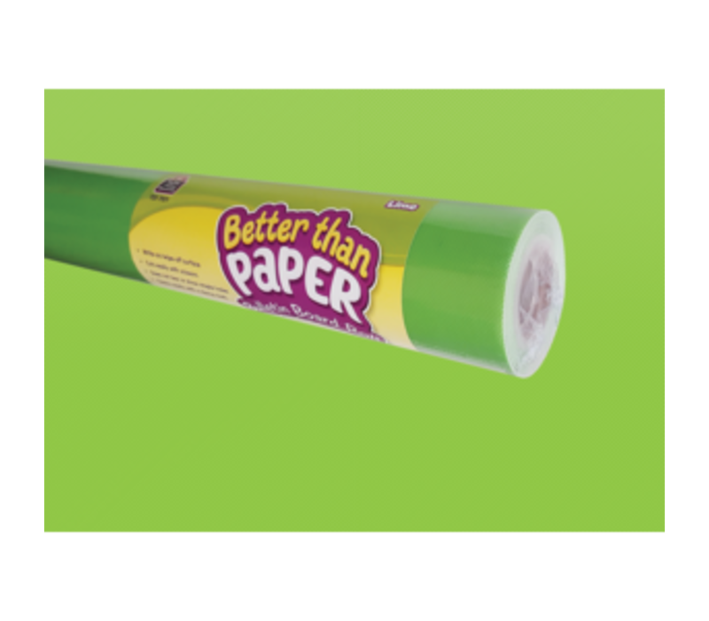 Better than Paper - Lime  Bulletin Board Roll *