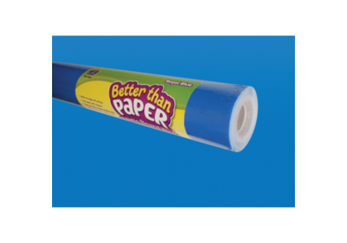 Teacher Created Resources Better than Paper - Royal Blue Bulletin Board Roll *