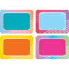 Teacher Created Resources Colorful Vibes Name Tags/Labels *