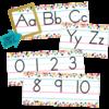Teacher Created Resources Confetti Alphabet Line Bulletin Board *
