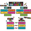 Teacher Created Resources Change Your Mindset Mini Bulletin Board Set