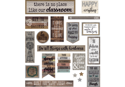 Teacher Created Resources Home sweet Home Classroom Mini Bulletin Board Set