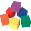 "Teacher Created Resources Color Cubes 1"", Set of 30"