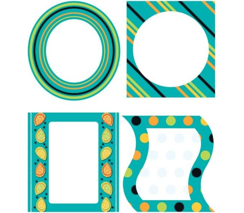 Teal Appeal Accents * (D)