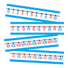 Carson Dellosa Number Line Bulletin Board Set