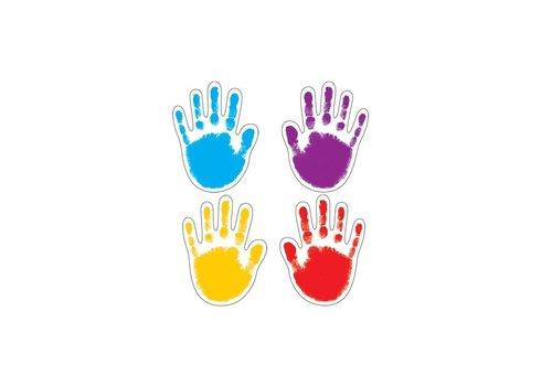 Carson Dellosa Handprints Cut-Outs