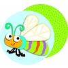 Carson Dellosa Buggy for Bugs Mini Cut-Outs *