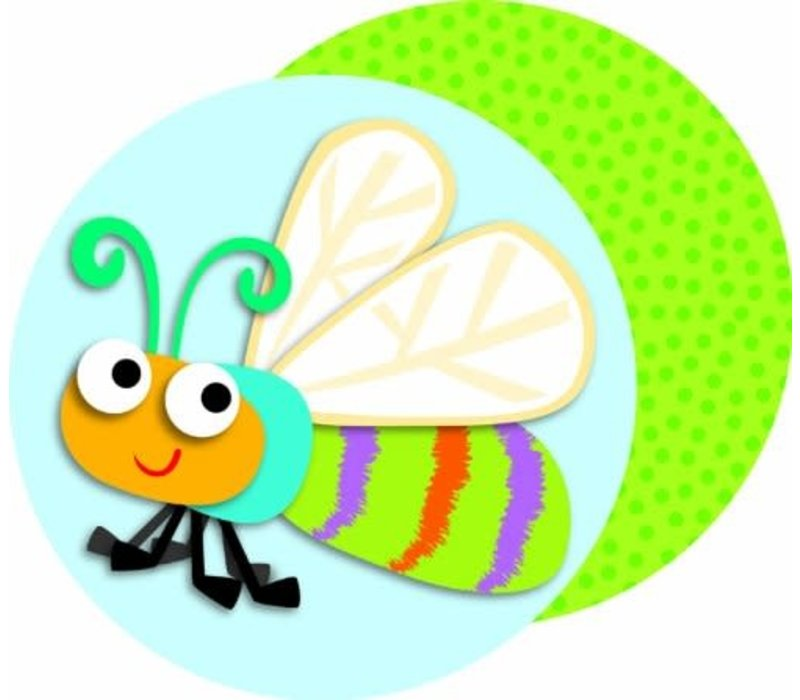 Buggy for Bugs Mini Cut-Outs *