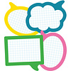 Carson Dellosa School Pop Speech Bubbles Cut-Outs * (D)