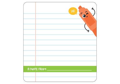 Carson Dellosa School Tools Notepad *