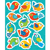 Carson Dellosa Boho Birds Shape Stickers *