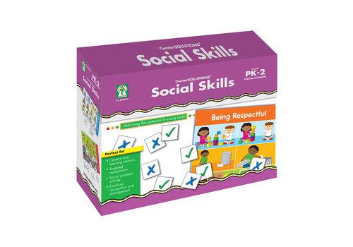 Carson Dellosa Social Skills PK-2