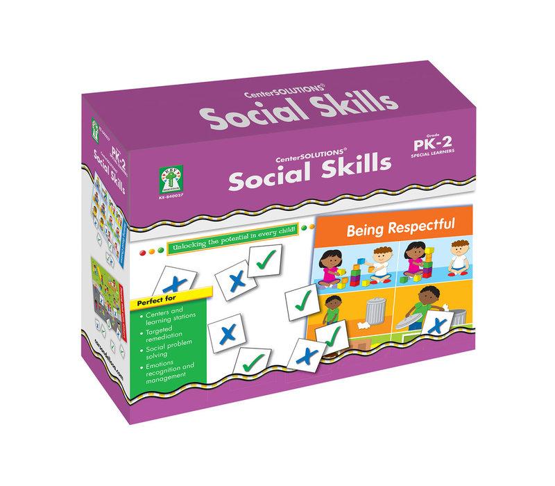 Social Skills PK-2