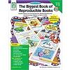 Carson Dellosa The Biggest Book of Reproducible Books Grade 1-3