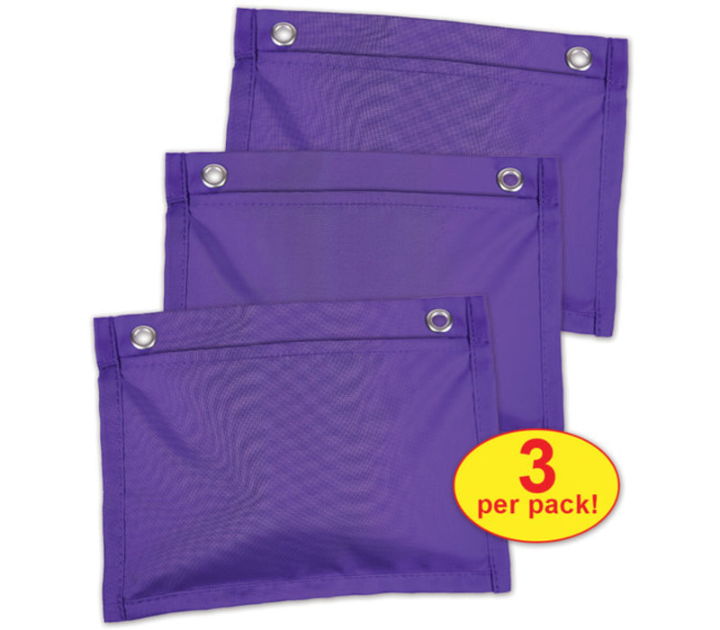 Board Buddies Magnetic Pockets - Purple*
