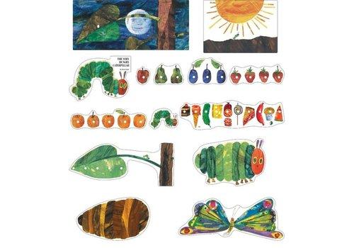 Carson Dellosa Very Hungry Caterpillar Bulletin Board Set *