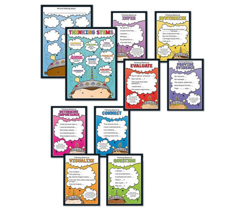 Thinking Stems Bulletin Board Set *