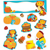 Carson Dellosa Fall Mini Bulletin Board Set