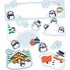 Carson Dellosa Winter Mini Bulletin Board Set *