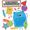 Carson Dellosa School Tools We Have the Tools to Succeed! Bulletin Board Set *