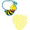 Carson Dellosa Bees Mini Cut-Outs