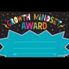 Teacher Created Resources Growth Mindset Award *