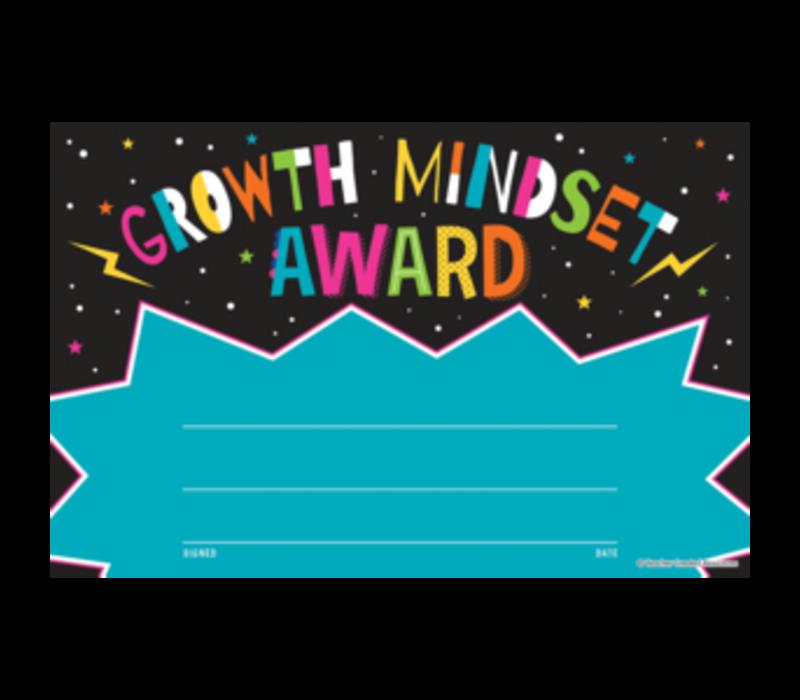 Growth Mindset Award *