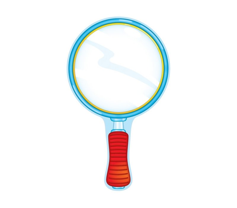 Magnifying Glass Cut-Outs