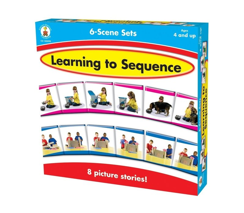 Learning to Sequence 6-Scene *