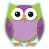 Carson Dellosa Colorful Owl Notepad