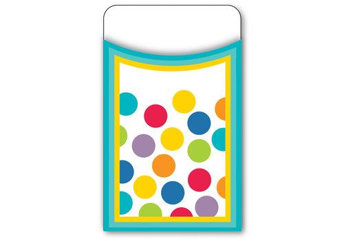 Carson Dellosa Color Me Bright Library Pockets