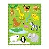 Carson Dellosa Zoo Shape Stickers