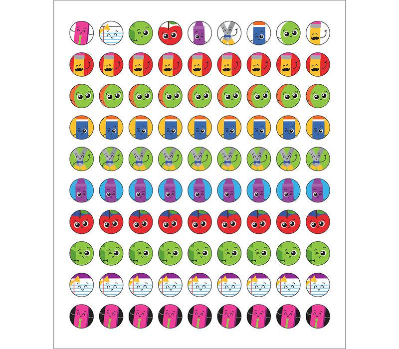School Tools Chart Seals *