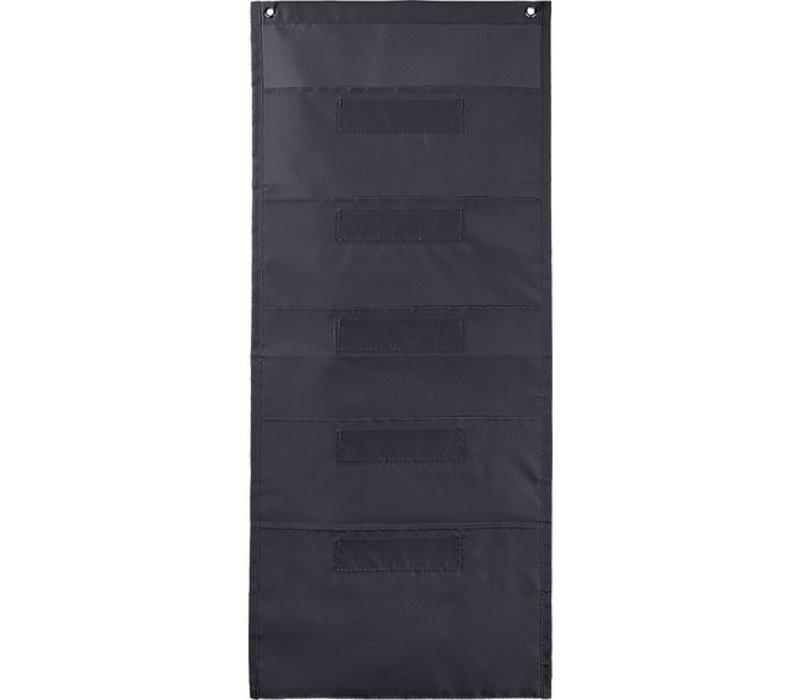 File Folder Storage Pockets, Black