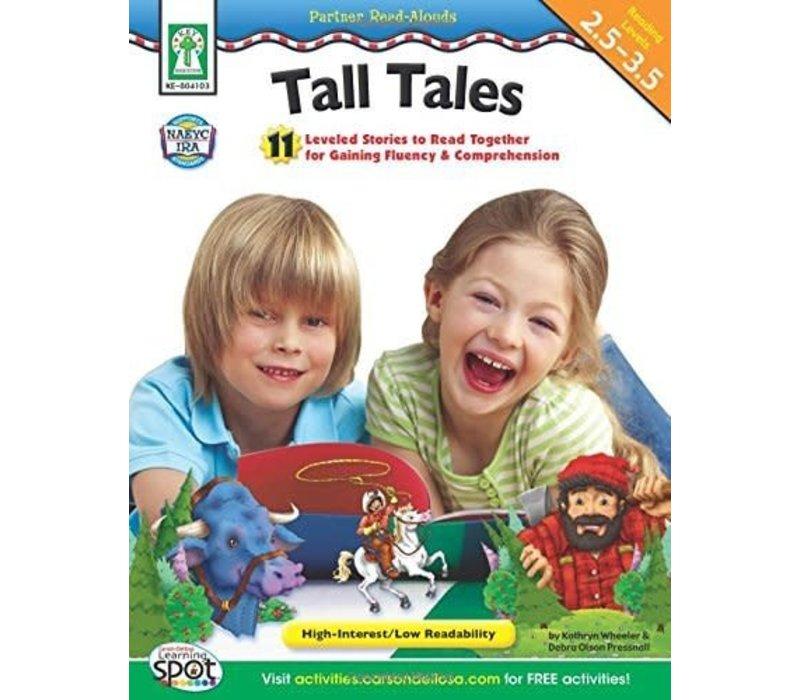 Tall Tales 2.5-3.5
