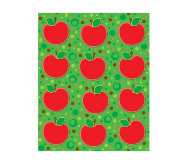 Red Apple Stickers *