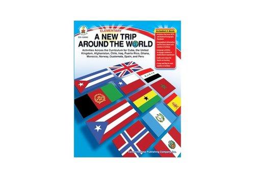 Carson Dellosa A New Trip Around the World