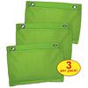 Carson Dellosa Board Buddies Magnetic Pockets - Lime