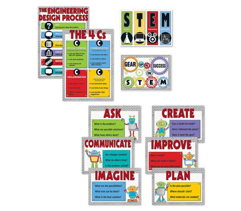 STEM Bulletin Board Set *