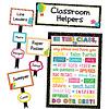 Carson Dellosa School Pop Classroom Management Bulletin Board Set
