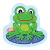 Carson Dellosa FUNky Frogs Mini Cut-Outs