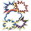 Carson Dellosa Super Power Bursts Cut-Outs