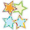 Carson Dellosa Hipster Stars Cut-Outs *(D)