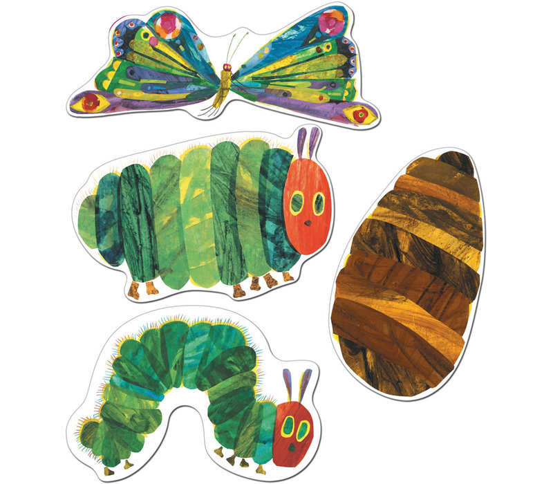 Very Hungry Caterpillar 45th Anniversary Cut-Outs