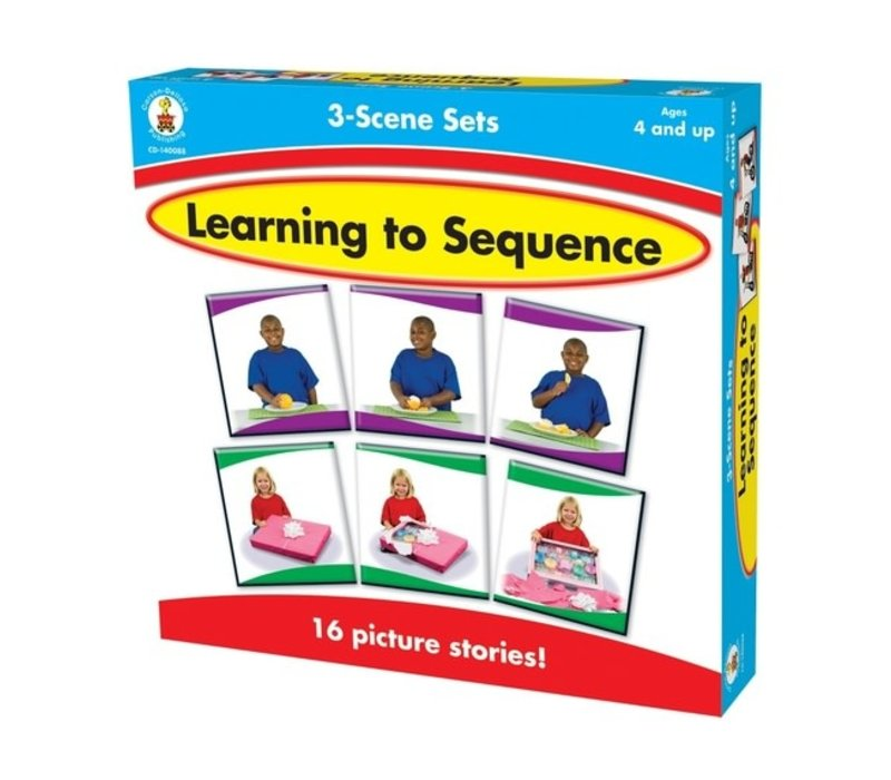 Learning to Sequence 3-Scene
