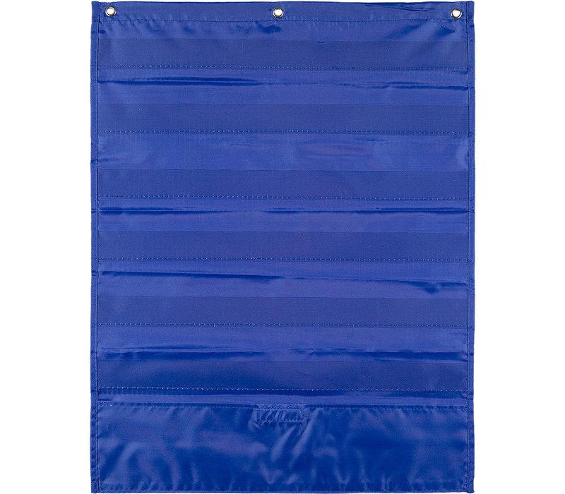 Mini Essential Pocket Chart Blue*
