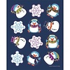 Carson Dellosa Winter Fun Shape Stickers