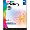 Carson Dellosa Geometry Workbook, Grade 5