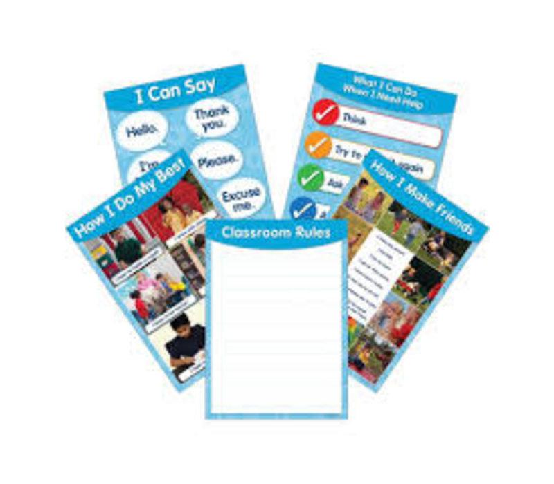 I Make Good Choices Bulletin Board Set